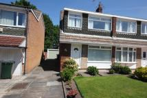 3 bedroom semi detached property for sale in Nursery Avenue, Ormskirk