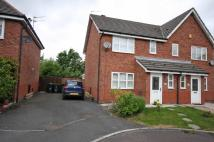 3 bedroom semi detached property for sale in Parkfield Close...