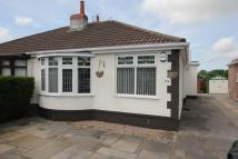 2 bed Semi-Detached Bungalow in Liverpool Road, AUGHTON...