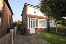 2 bedroom semi detached property in Ryburn Road, ORMSKIRK...