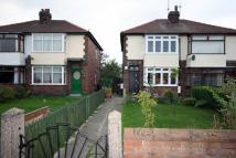 semi detached property for sale in Sandy Lane, SKELMERSDALE...