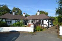 Detached Bungalow in Earle Crescent, Neston...