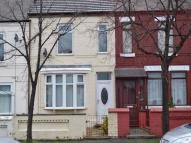 Terraced property in Crescent Road...