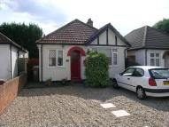 Detached Bungalow in Dorchester Road...
