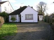 3 bedroom Detached Bungalow for sale in Grafton Road...