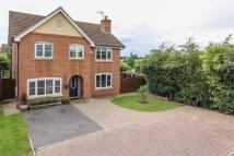 Detached home in Daffodil Close, Hatfield...