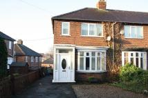 2 bed semi detached property in Thornton Grove, Norton...