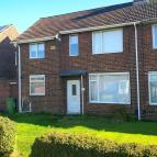 2 bed semi detached house to rent in Riccarton Close...