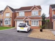4 bed house in Burghley Drive...