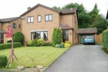 Detached property for sale in Eversley Court, Minera