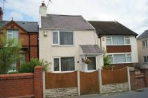 Detached home in Hall Street, Penycae