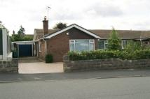 2 bedroom Semi-Detached Bungalow in East Avenue, Wrexham