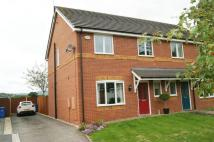 semi detached property in Drill Hall Court, Llay
