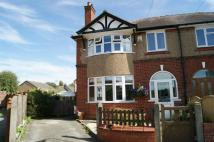 3 bedroom semi detached property in Belvedere Drive, Wrexham
