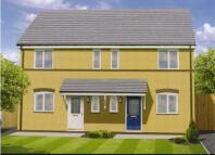 semi detached property for sale in Burton Rise, Acrefair