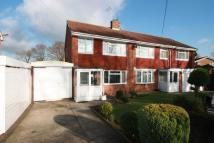 Amberley Road semi detached house for sale