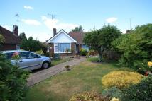 Fletchers Close Semi-Detached Bungalow for sale