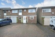 3 bed End of Terrace home for sale in Stirling Way, Horsham