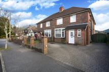 3 bed semi detached home in Hurst Avenue, Horsham