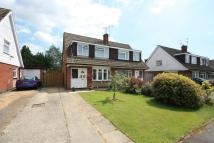 semi detached property for sale in Beech Road, Horsham