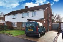 semi detached property for sale in Honeywood Road, Horsham