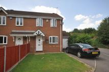 semi detached home in Ripon Court, Downend