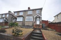 3 bedroom semi detached property to rent in Station Road, Kingswood