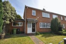 3 bedroom semi detached home for sale in Frome Valley Road...