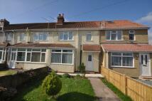 Terraced property in Cossham Street...