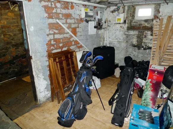 TWO ROOM CELLAR