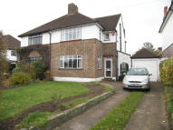 3 bed semi detached house for sale in Riefield Road Eltham  SE9