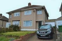 semi detached house for sale in Dunblane Road, Eltham