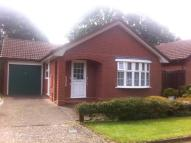 Robin Gardens Detached Bungalow to rent