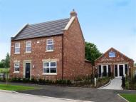 4 bed new house in Plot 126 The Chatsworth...