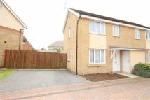 2 bed semi detached home for sale in Liberty Park, Brough