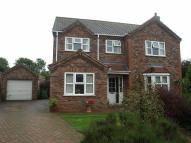 4 bed Detached house in St. Johns Close, Goxhill