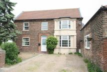 Detached home for sale in Sluice Road...