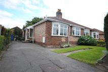 Semi-Detached Bungalow in Pinfold Drive...