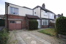 semi detached property in Grange Avenue...