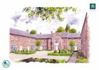 property for sale in Plot 8, Hulme Hall, Cheadle Hulme, Cheadle