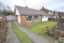Detached Bungalow in Radnormere Drive...