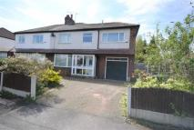 5 bedroom semi detached home for sale in Croft Road...