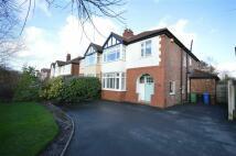 4 bedroom semi detached home in Hulme Hall Road...