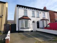 semi detached house in Devonshire Road...