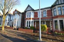 3 bed End of Terrace house for sale in Courtenay Road , Splott