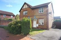2 bed semi detached property in Handley Road...