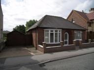 2 bed Detached Bungalow in Grange Street, ALFRETON...