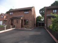 2 bed semi detached home in Boughton Drive, Swanwick...