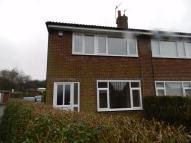 2 bedroom semi detached home to rent in Beech Avenue, ALFRETON...
