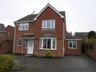 4 bedroom Detached property in Overmoor View, Tibshelf...